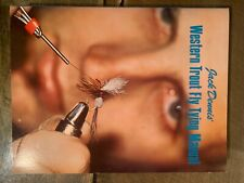Ernest Schwiebert - Nymphs - Fly Tying, Fly Fishing plus 3 other fly books
