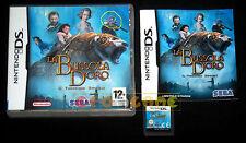 LA BUSSOLA D'ORO Nintendo DS Versione Ufficiale Italiana ••••• COMPLETO