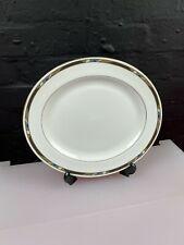 More details for royal worcester raffles oval carving serving platter plate 34 cm x 29 cm
