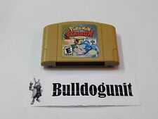 Pokemon Stadium 2 Not for Resale NFR Nintendo 64 N64 Game Cartridge