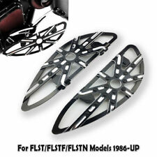 Front Driver Floorboards For Harley Touring Electra Glide FLST/FLSTF/FLSTN 86-Up