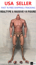 GangHood 1/6 Scale Muscular Body 1.0 Version for Logan Wolverine Arnold Bane