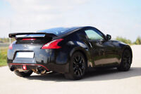 BOOT SPOILER COMPATIBLE WITH NISSAN 370Z / 370 Z34
