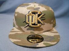 new product 4d360 1f1fe New Era 9Fifty Oklahoma City Thunder Combo Camo Snapback BRAND NEW hat cap  OKC