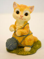 Natures Friends: Kitten with Yarn Ball - Summit Collection