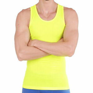 ARMEDES Mens Tank Top Cool Dry Compression Top AR 111