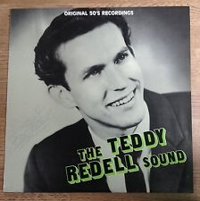 Holland LP Rockabilly The Teddy Redell sound 1979 compilation  EXC  *