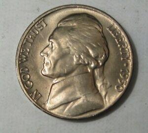 Key BU 1950-d Jefferson Nickel. #28