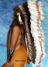 Federhaube War bonnet Karneval Indianerschmuck Coiffe Indienne LBH Headdress