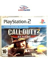 Call of Duty 2 Big Red One PAL/EUR PS2 Promo Retro Playstation Mint Condition