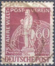 BERLIN Nr. 39  H.v.Stephan sauber gestempelt, geprüft D. Schlegel BPP
