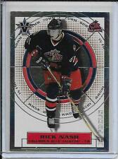 02-03 Vanguard Rick Nash In Focus # 5
