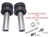Vespa Swing Arm Buffer Pair Mount Bush Rubber P200 VSX LML 200 cc Brand New