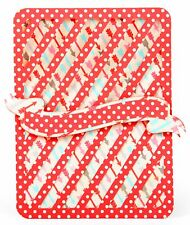 Sizzix Bigz XL Striped A2 Card die #660797 Retail $39.99 by Echo Park Paper