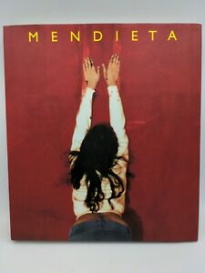 Ana Mendieta Earth Body Hardback Book Rare