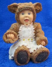 """Anne Geddes """"Little Things mean A Lot""""  by Enesco 1998"""