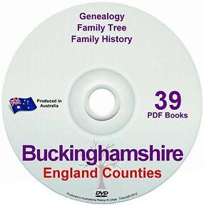 Family History Tree Genealogy Buckinghamshire