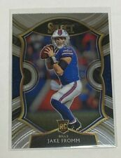New listing 2020 Panini Select Football JAKE FROMM RC concourse