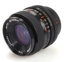 Revuenon MC 28mm 2.8 mount Canon FD   (Réf#B-126)