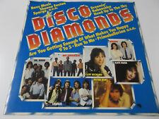 41139 - DISCO DIAMONDS - 1980 EMI VINYL LP (KATE BUSH ROXY MUSIC DEXY'S SPARGO)