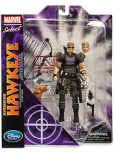 Avenging Hawkeye Marvel Select-Disney Store