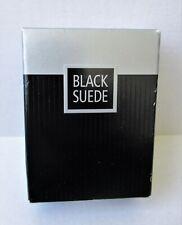 Avon Black Suede Men's Cologne Spray 3.4oz Eau de Fragrance for Him 1999 Version