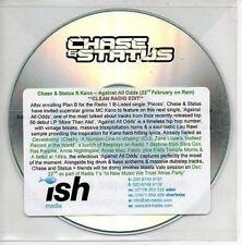 (AP952) Chase & Status ft Kano, Against All Odds- DJ CD