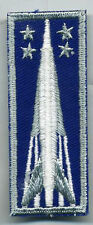 Vintage 1950-60's US Air Force Missile Troops Patch