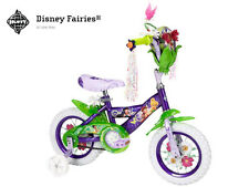 New Disney FAIRIES TINKERBELL 12 INCH BIKE with Fairies & Friends Bag for Girls