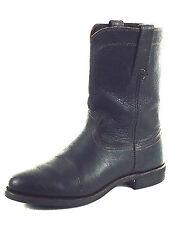 Frye Roper Black Brown Western  Boot Wmn's Size US.10.5-11 UK.9./ Mens US.9