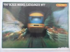 Hornby 1977 Edn 23 Model Catalogue.