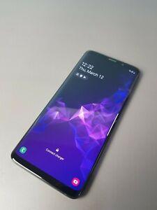 Samsung Galaxy S9+ SM-G965N - 64GB - Midnight Black Very Good Condition