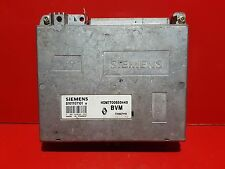 RENAULT R19 CALCULATEUR MOTEUR ECU REF HOM7700850440 7700271113 S101707101B