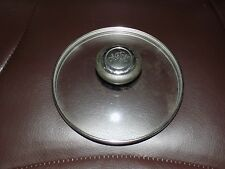 The Pampered Chef Replacement Glass Pot Pan Cookware Lid HIA0002 EUC
