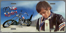 EASY RIDER CHOPPER PETER FONDA ART LICENSE PLATE, Made in USA