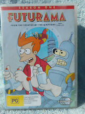 FUTURAMA SEASON ONE 3 DISC BOXSET  DVD PG R4