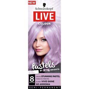 Schwarzkopf Live Colour Pastels Lilac Blush