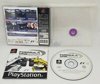 Formula One 2000 Sony PS1 Playstation 1 2000 SCES 02777 FAST FREE POST