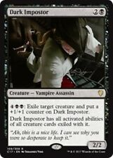 DARK IMPOSTOR Commander 2017 MTG Black Creature — Vampire Assassin Rare