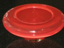 Waterford Lipstick Red Bowl By Marquis