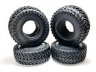 "Crawler Tires w/ Foam Inserts 1.9"" Wheels 107x45mm (4pcs) Racers Edge RCE3460"