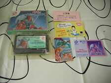 >> MAZE OF GALIOUS KONAMI NES FAMICOM JAPAN IMPORT COMPLETE IN BOX!W/CARD! <<