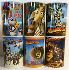 Officially Licensed Madagascar small Money Tin