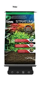 Fluval Plant & Shrimp Stratum Mineral Rich Substrate Aquarium- 8.8lb