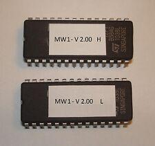Waldorf Microwave 1 V2.00 OS Upgrade EPROMS