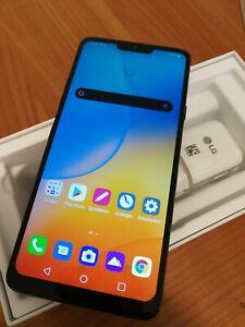 LG G7 ThinQ - 64GB - Nero (Sbloccato) (SIM singola)