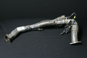 Audi A8 4H Facelift 350PS 4.2 Tdi V8 Exhaust Pipe 4H0253350AB