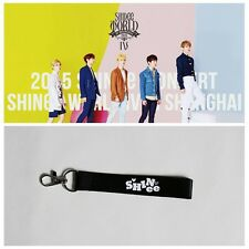 KPOP SHINee Shinee Lanyard Key Chain ID Card Cellphone Holder Lanyard Keychain
