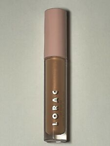 NEW LORAC ALTER EGO HIGHLY PIGMENTED LIP GLOSS IN ANGEL SHIMMER 3.57G/0.13OZ