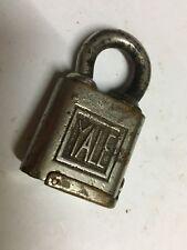 Ancien Cadenas padlock Y & T Yale sans sa clé